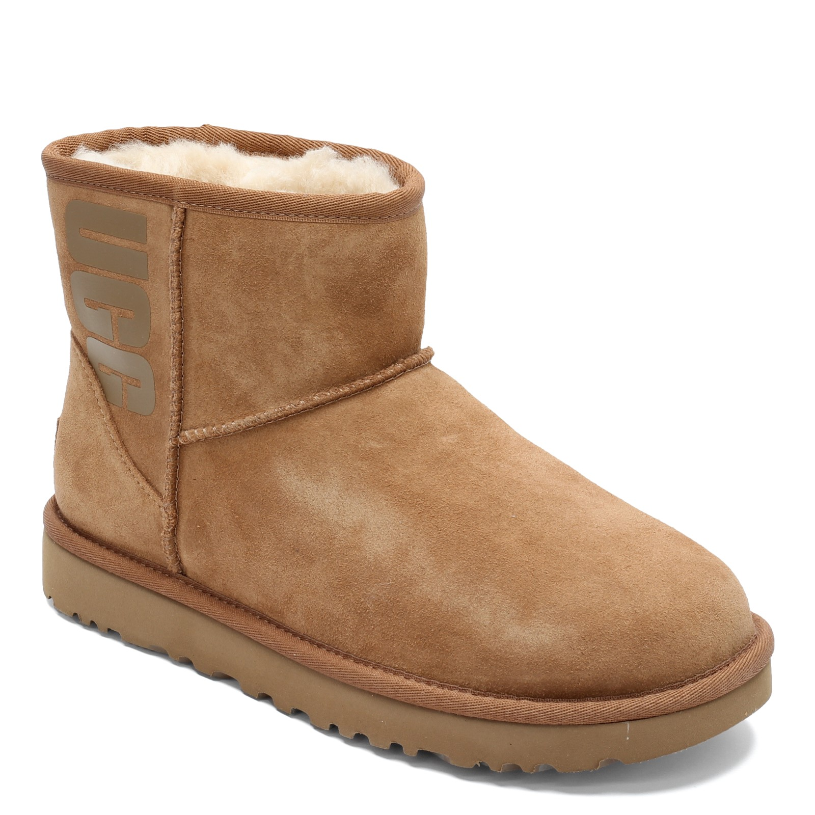 mini ugg rubber