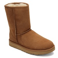 Women's Ugg, Classic Short II Tasman Braid Boot