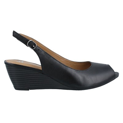 Women's Clarks, Brielle April Mid Heel Wedge