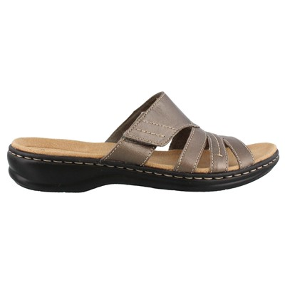 Women's Clarks, Leisa Grove Slide Sandal