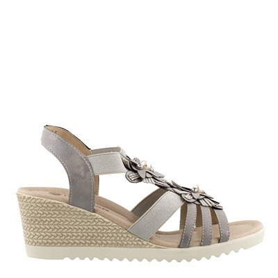 Women's Remonte, Marilyn Wedge Sandals