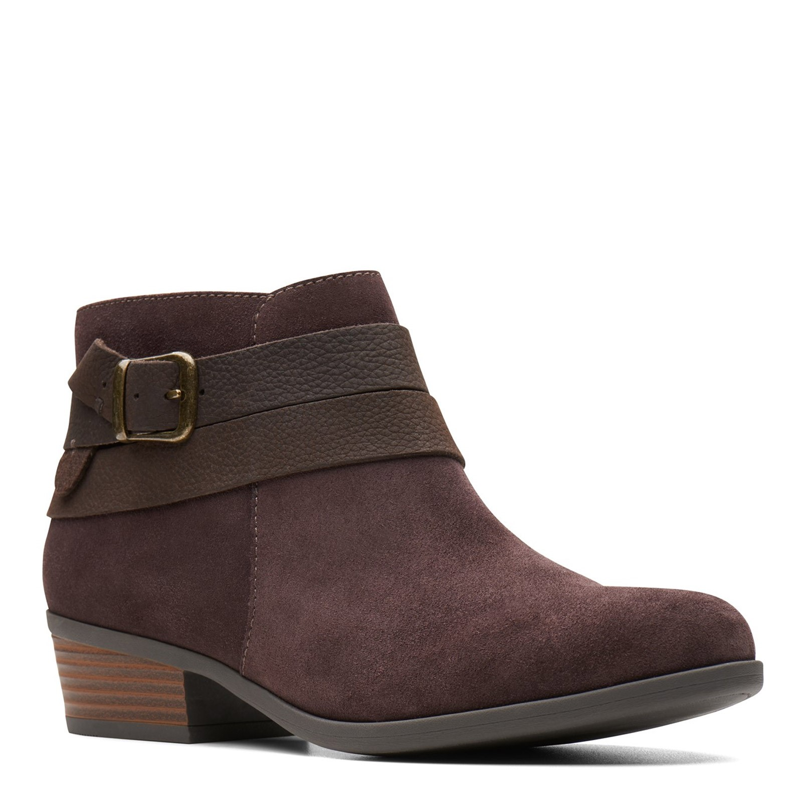 Women's Clarks, Addiy Cora Ankle Boot