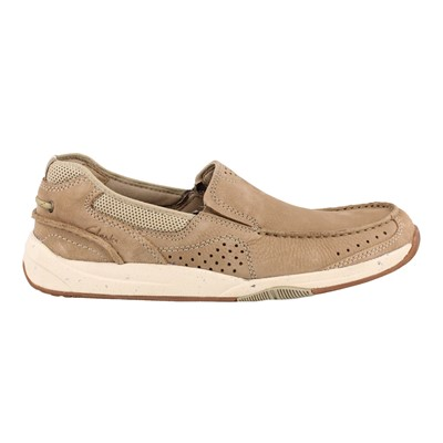 Men's Clarks, Allston Free Slip on Shoe