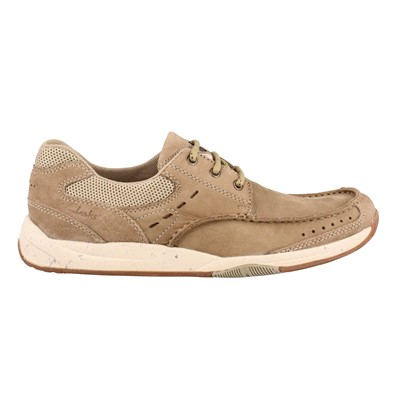 Men's Clarks, Allston Edge Lace up Shoe
