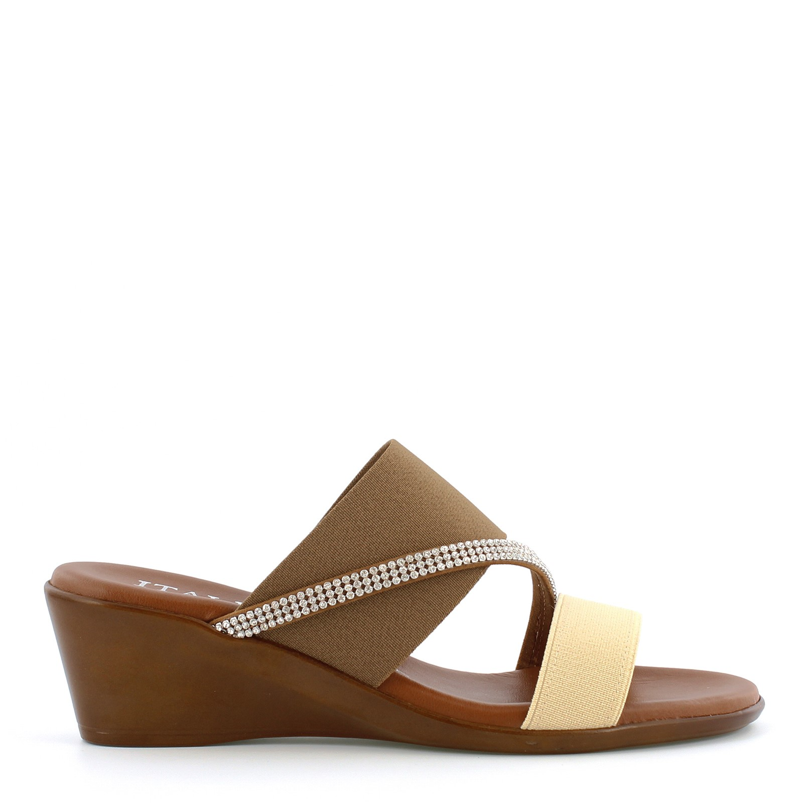 Women's Italian Shoemakers, Maryam Sandals
