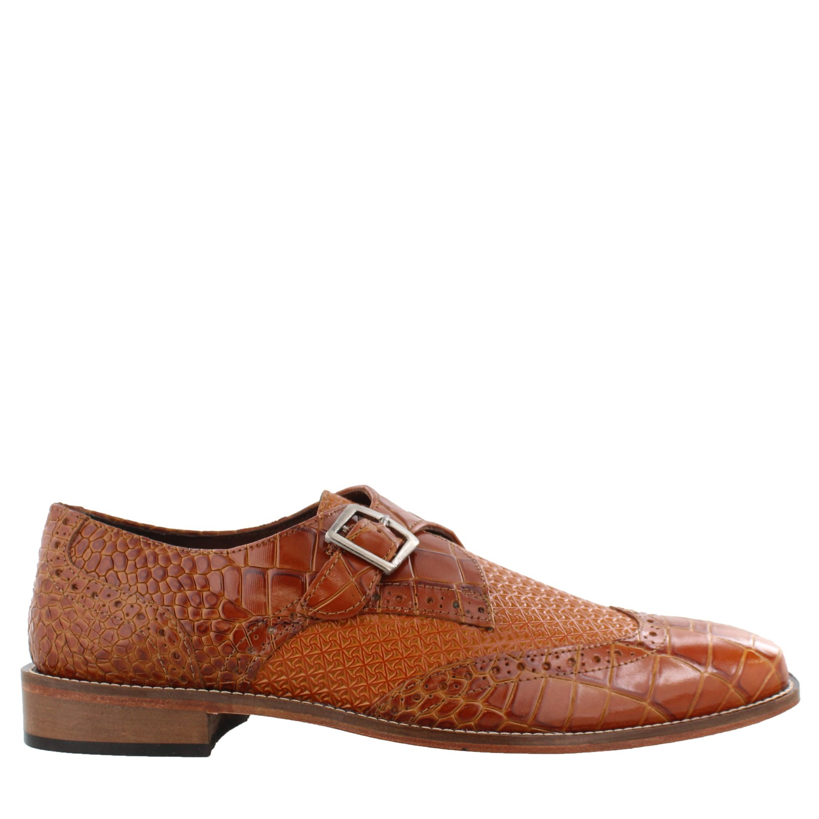 Men's Stacy Adams, Giannino Monk Strap Loafers