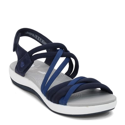 Women's Clarks, Brizo Waves Sandals