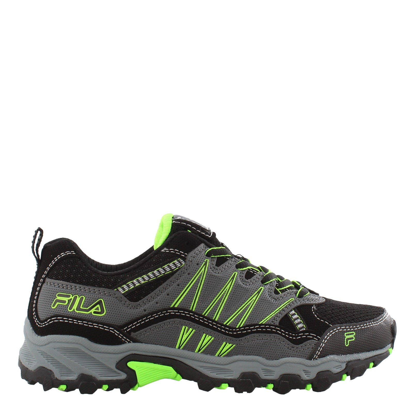 Boy's Fila, At Peake 21 Trail Running Sneaker Big Kid