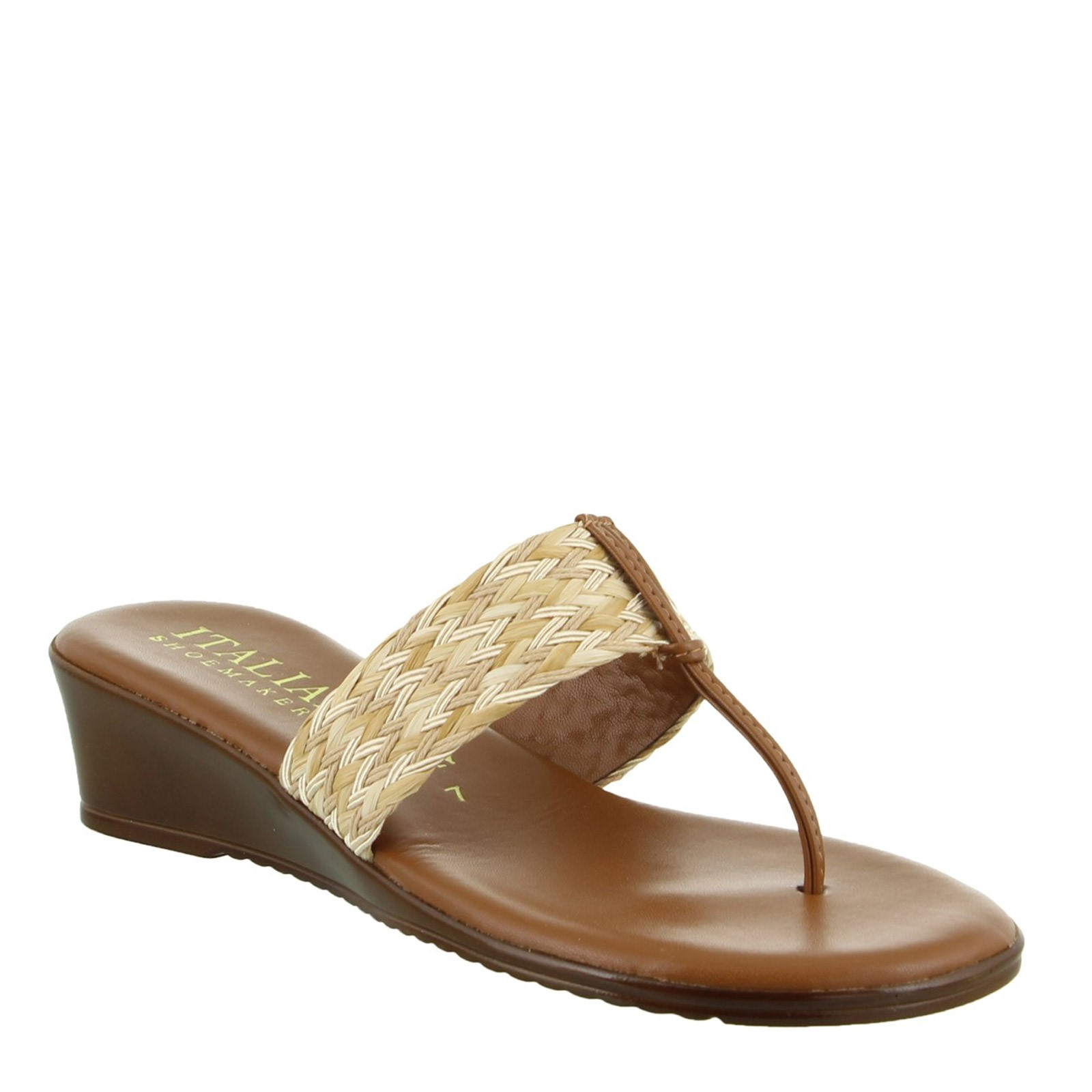 Women's Italian Shoemakers, Nikita Thong Sandal