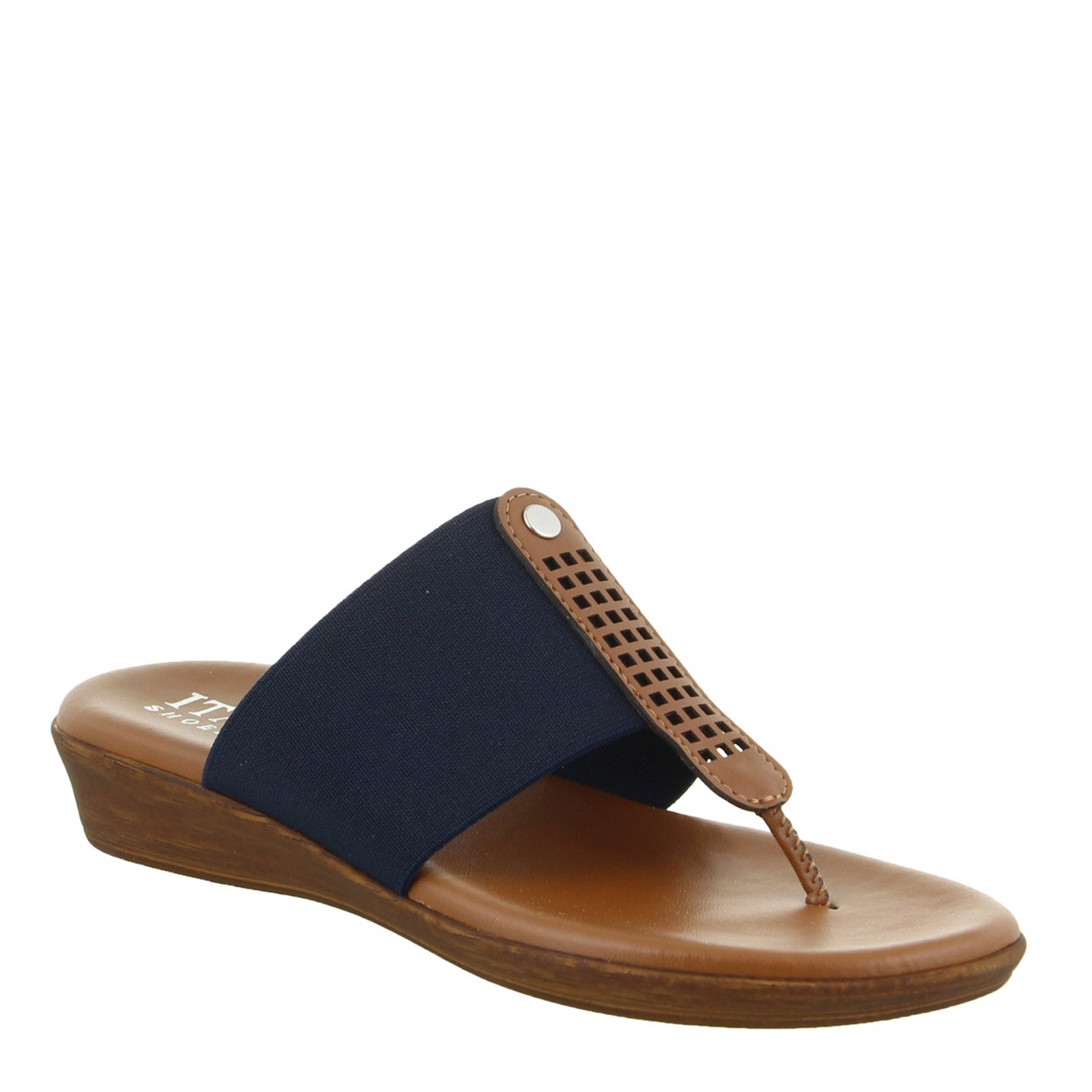 Women's Italian Shoemakers, Aeriel Thong Sandal