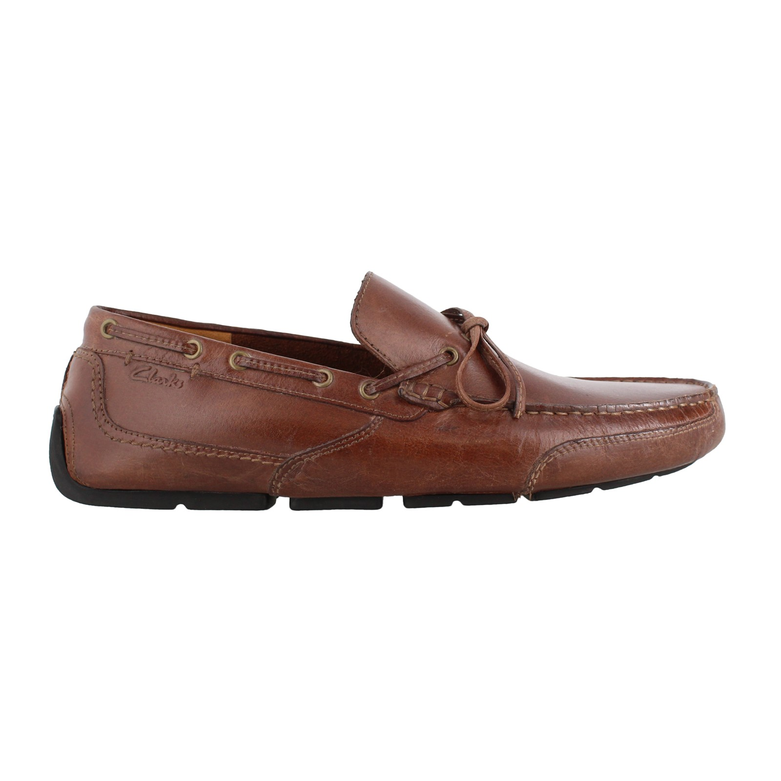Men's Clarks, Ashmont Edge Slip on Loafers