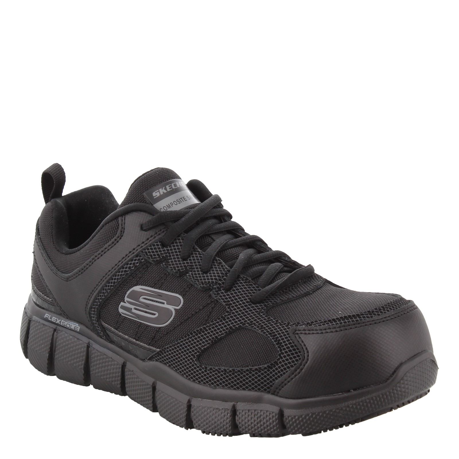 skechers work shoes clearance