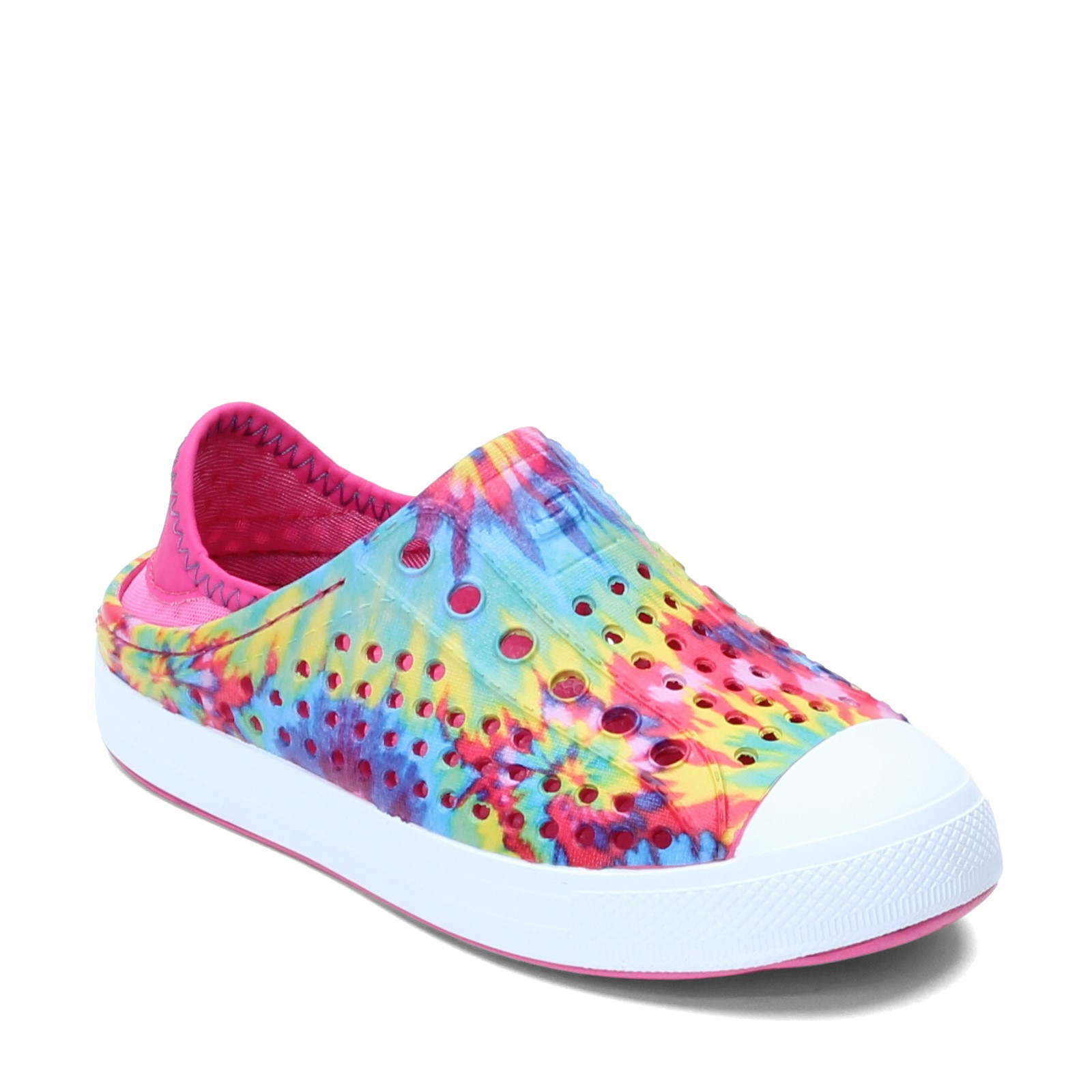 Girl's Skechers, Guzman Steps - Color Hype Slip-On - Little Kid & Big Kid