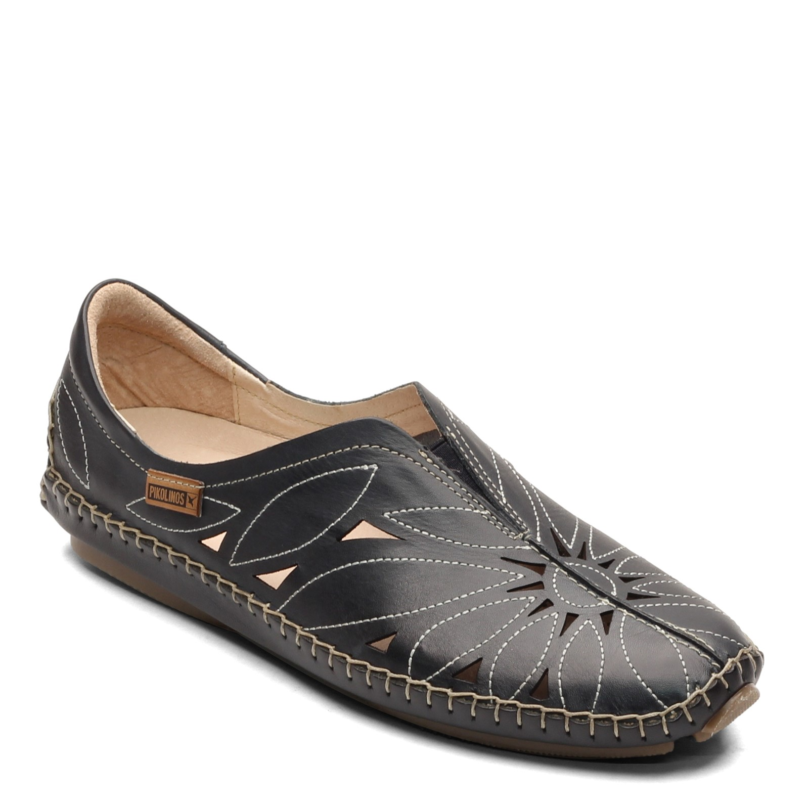 Women's Pikolino, Jerez 7399 Slip On Leather Flats