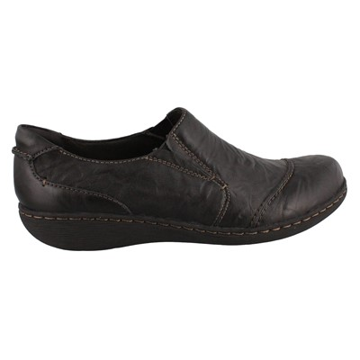 Women's Clarks, Fianna Carlie Slip on Shoe