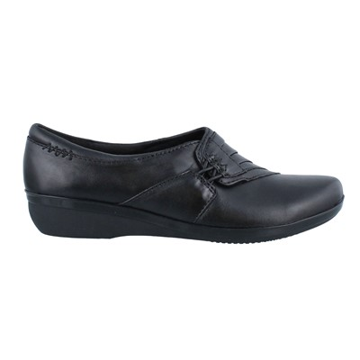 Women's Clarks, Everlay Iris Low Heel Shoe