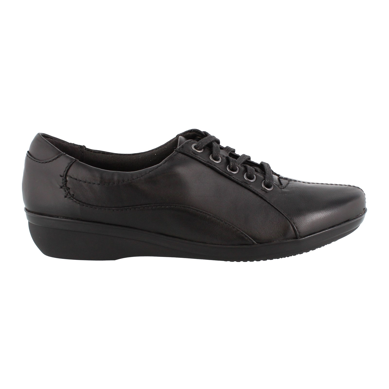 Women's Clarks, Everlay Elma Lace up Shoe