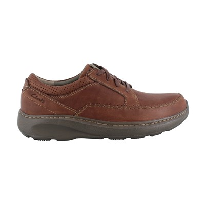 Men's Clarks, Charton Vibe Lace up Shoes