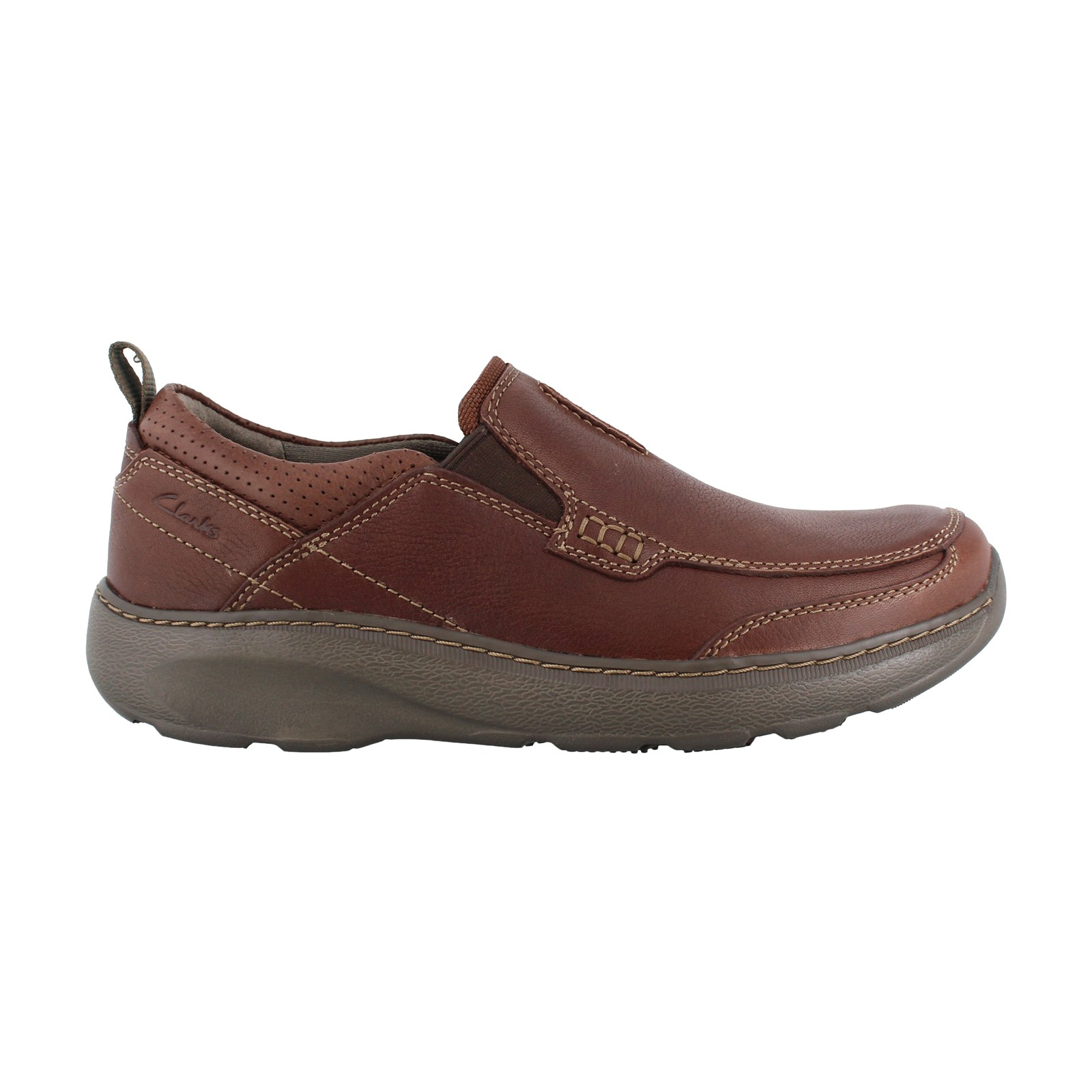 Men's Clarks, Charton Step Slip on Shoes