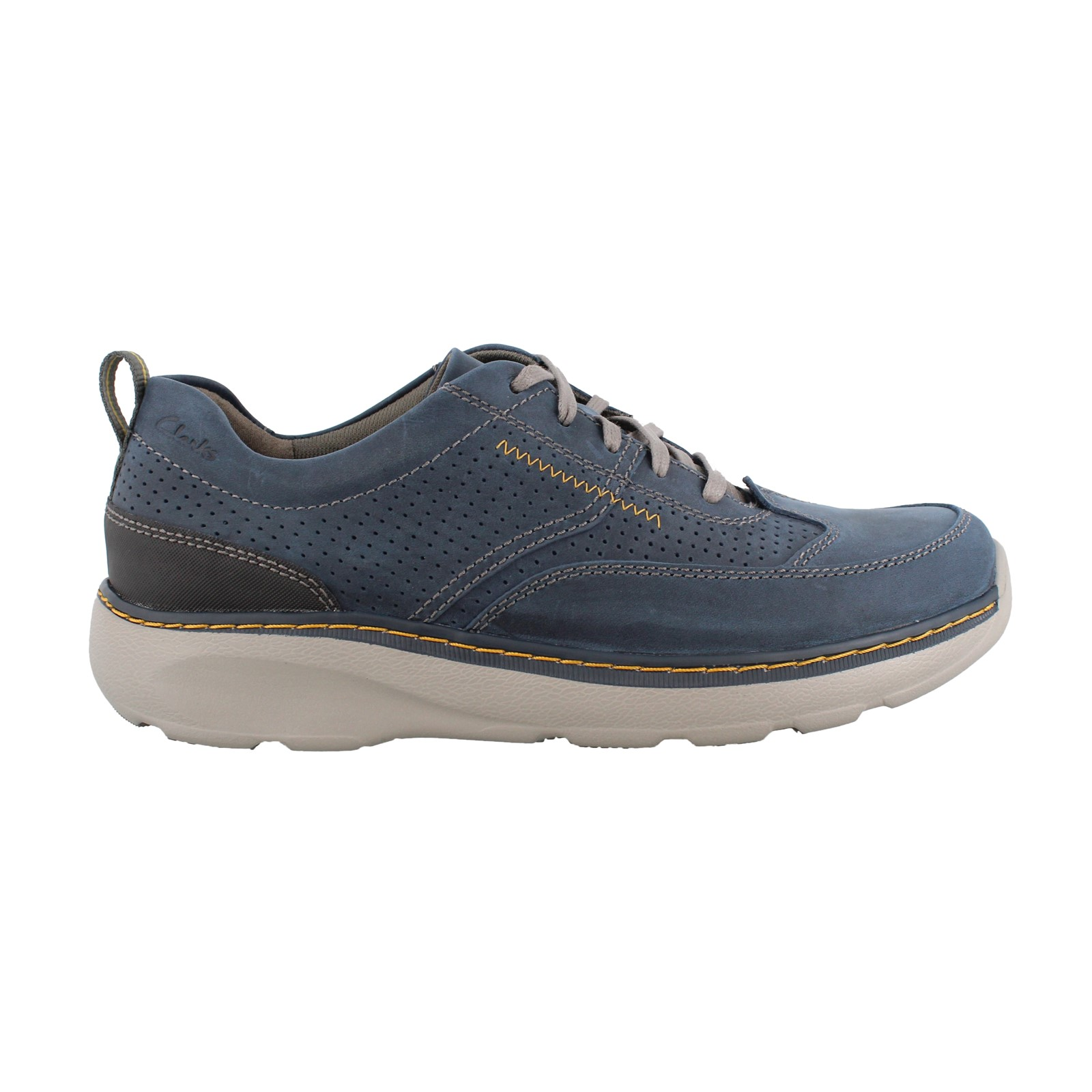 Men's Clarks, Charton Mix Lace up Shoes