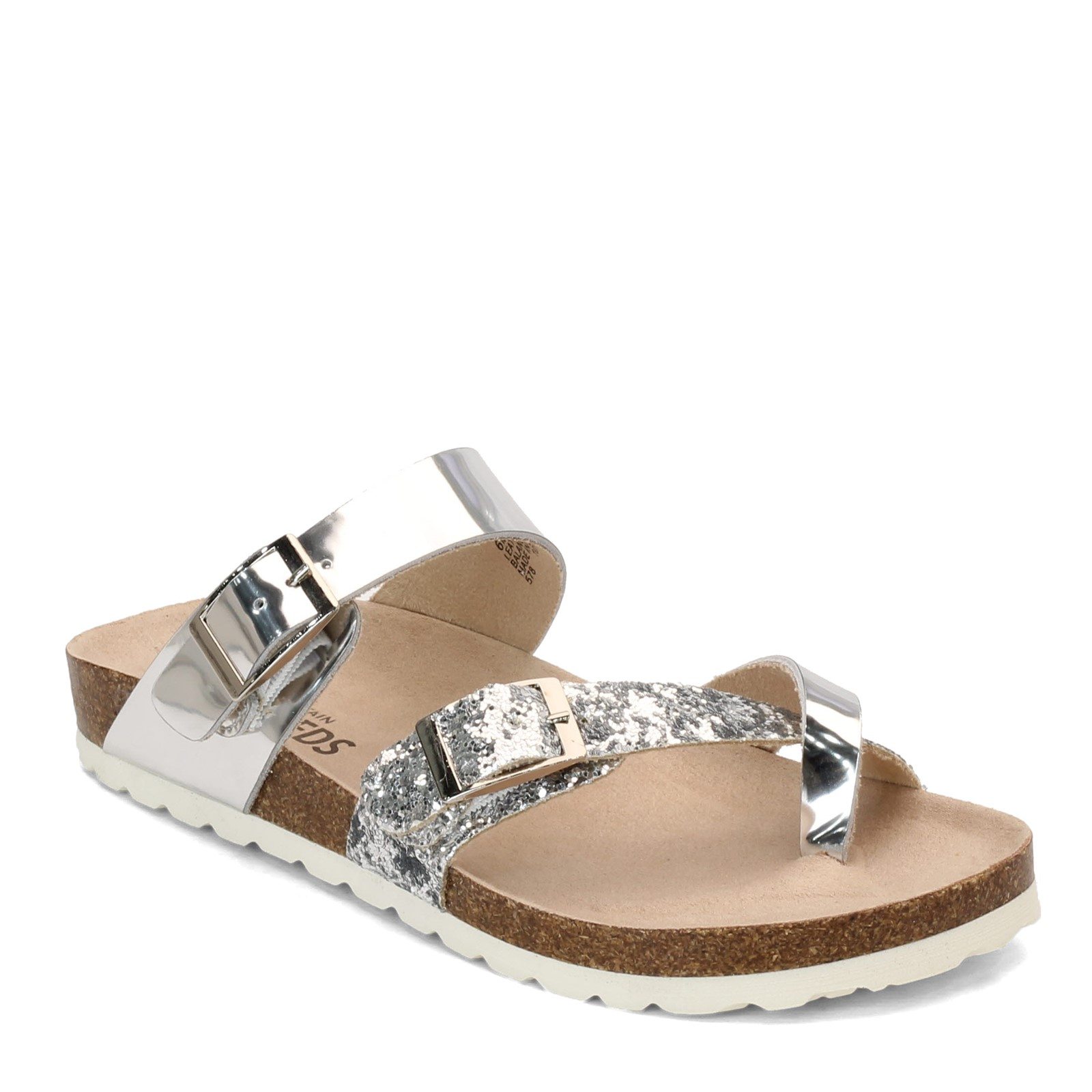 Women's White Mountain, Gracie Sandal
