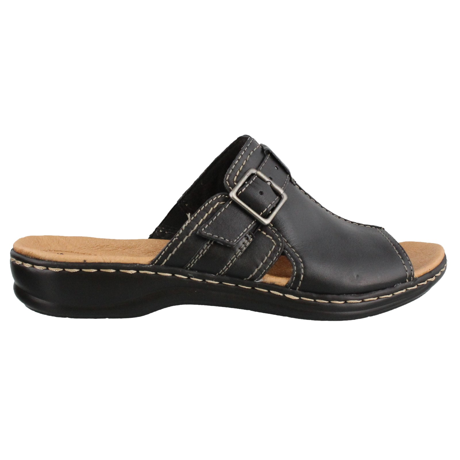 Women's Clarks, Leisa Gianna Slide Sandal