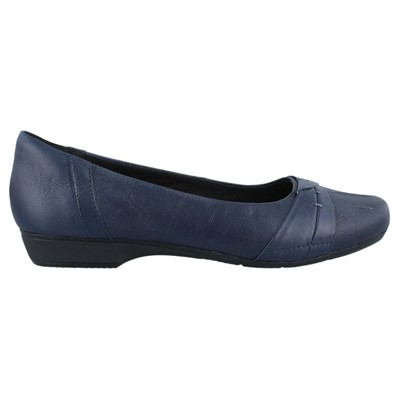 Women's Clarks, Blanche Fria Low Heel Shoe