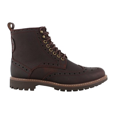 Men's Clarks, Montacute Lord Boots