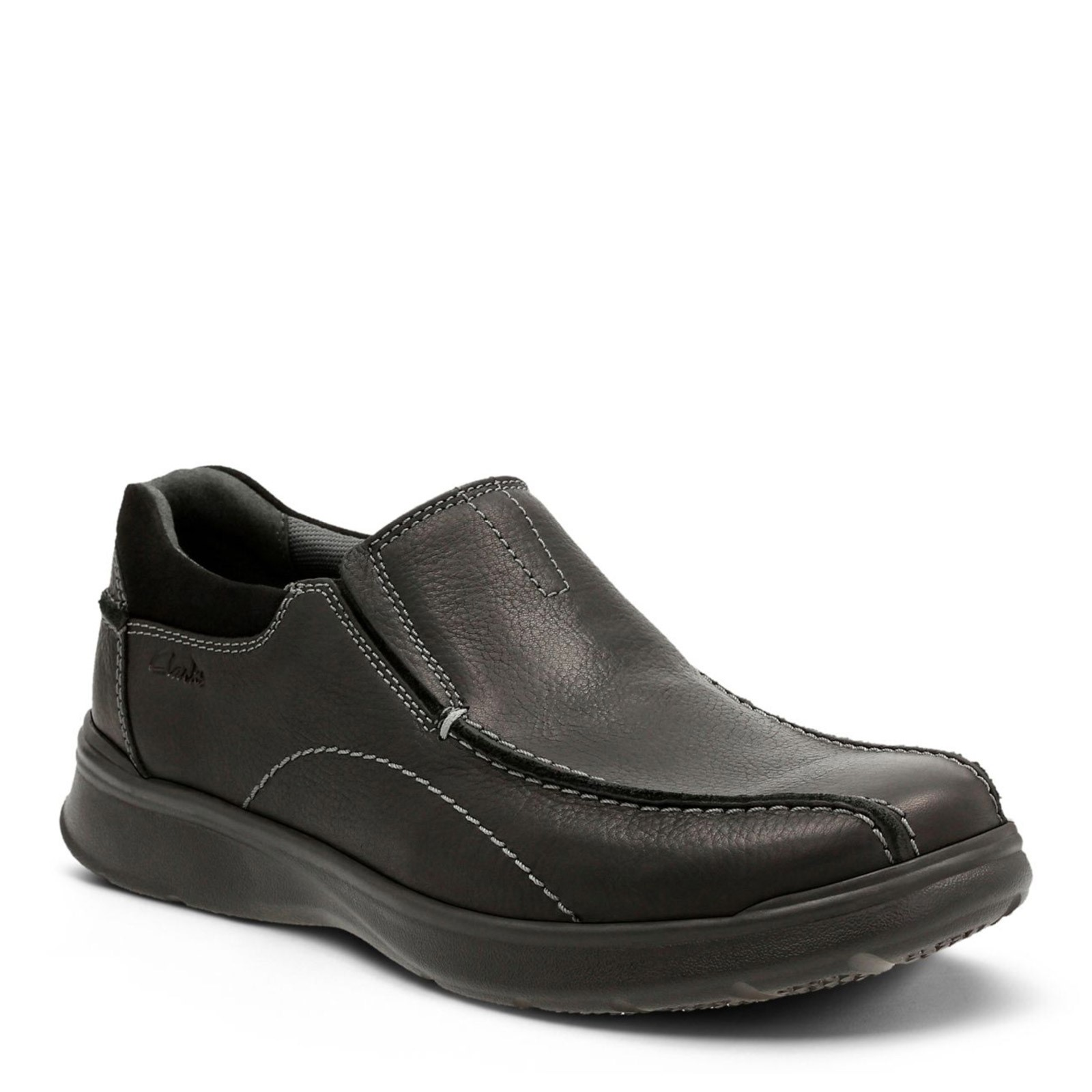 Men's Clarks, Cotrell Step Slip on Shoe