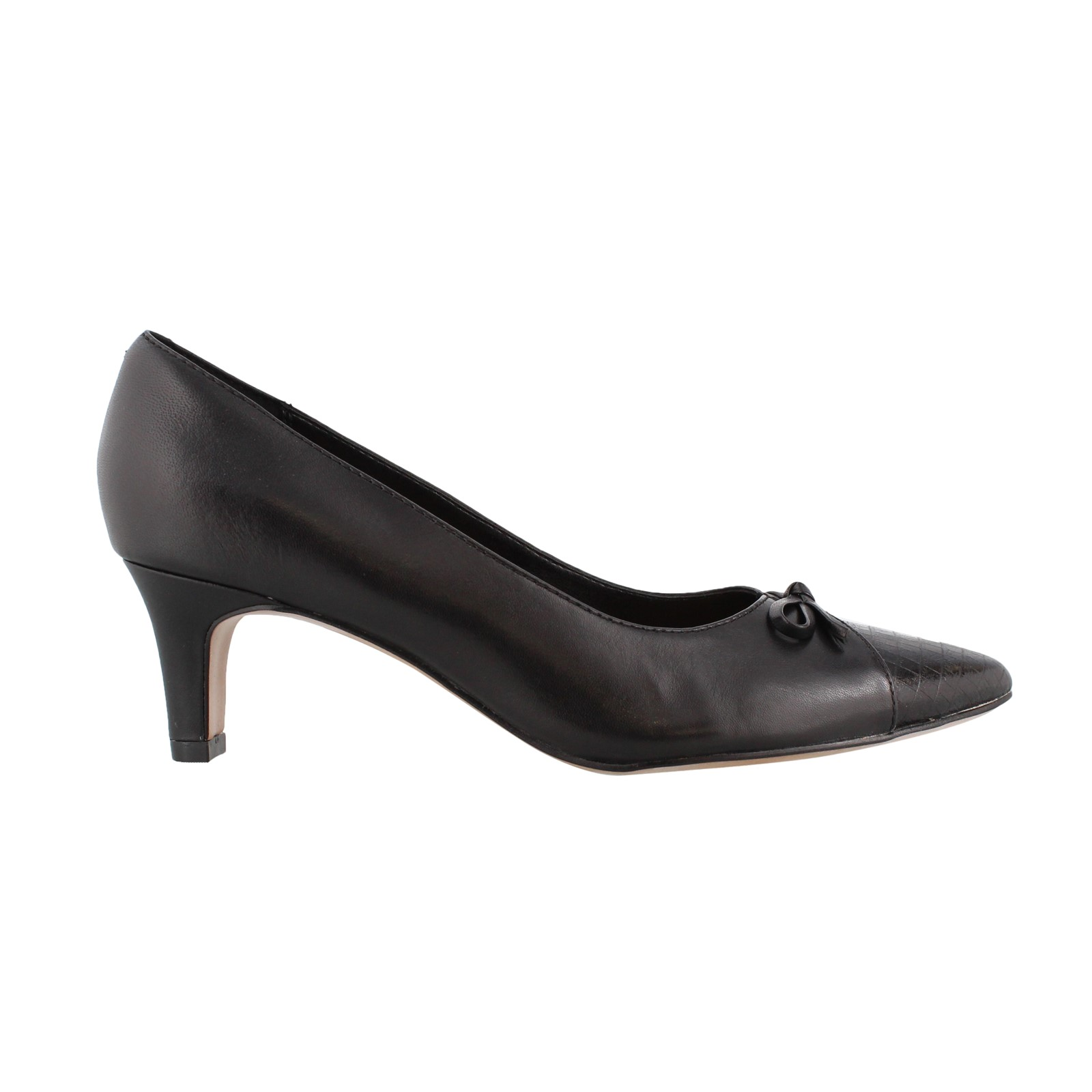 Women's Clarks, Crewso Calica Mid Heel Pumps