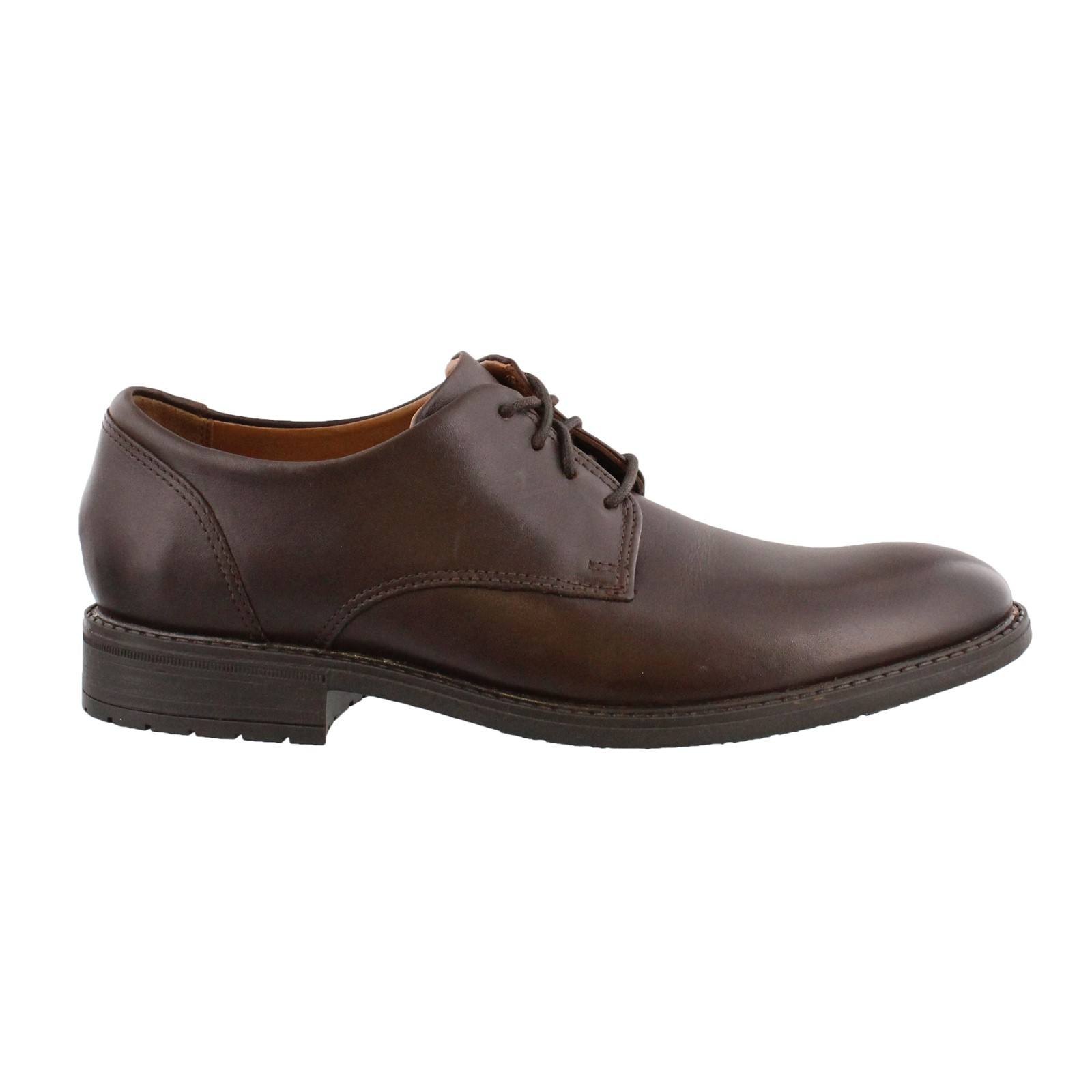 Men's Clarks, Truxton Plain Waterproof Lace up Shoes