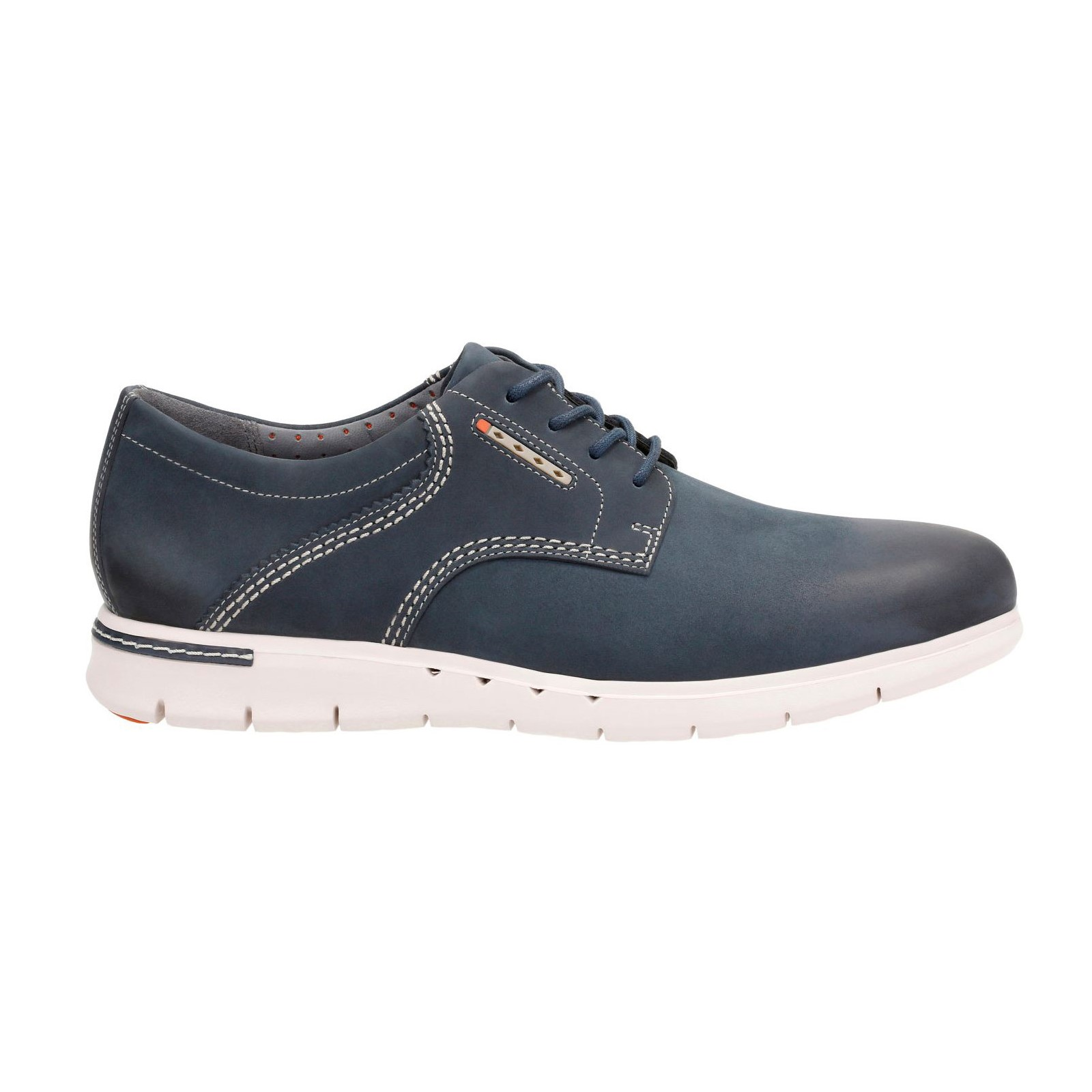 Men's Clarks, UnByner Lane Lace up Shoes