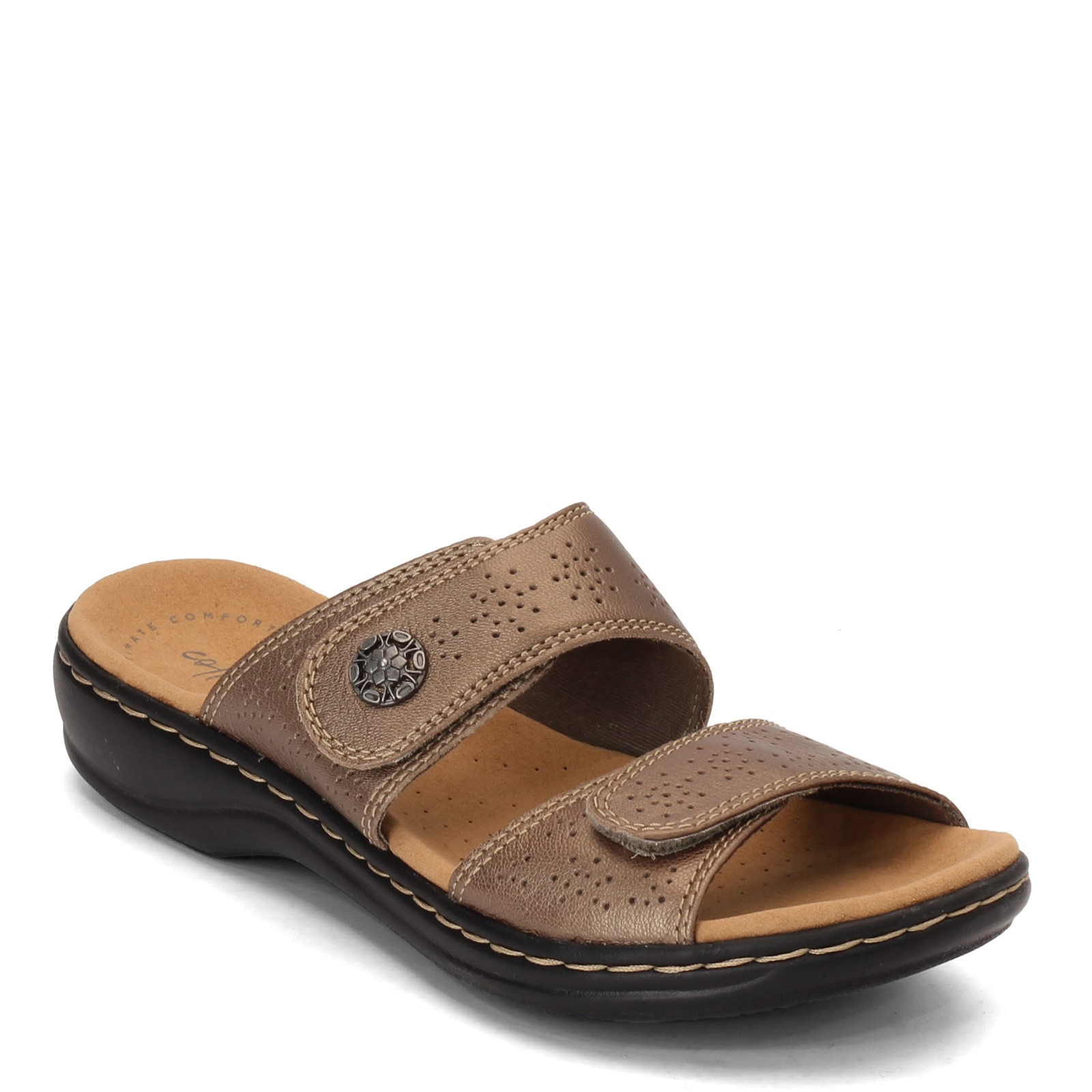 Women's Clarks, Leisa Lacole Slide Sandals