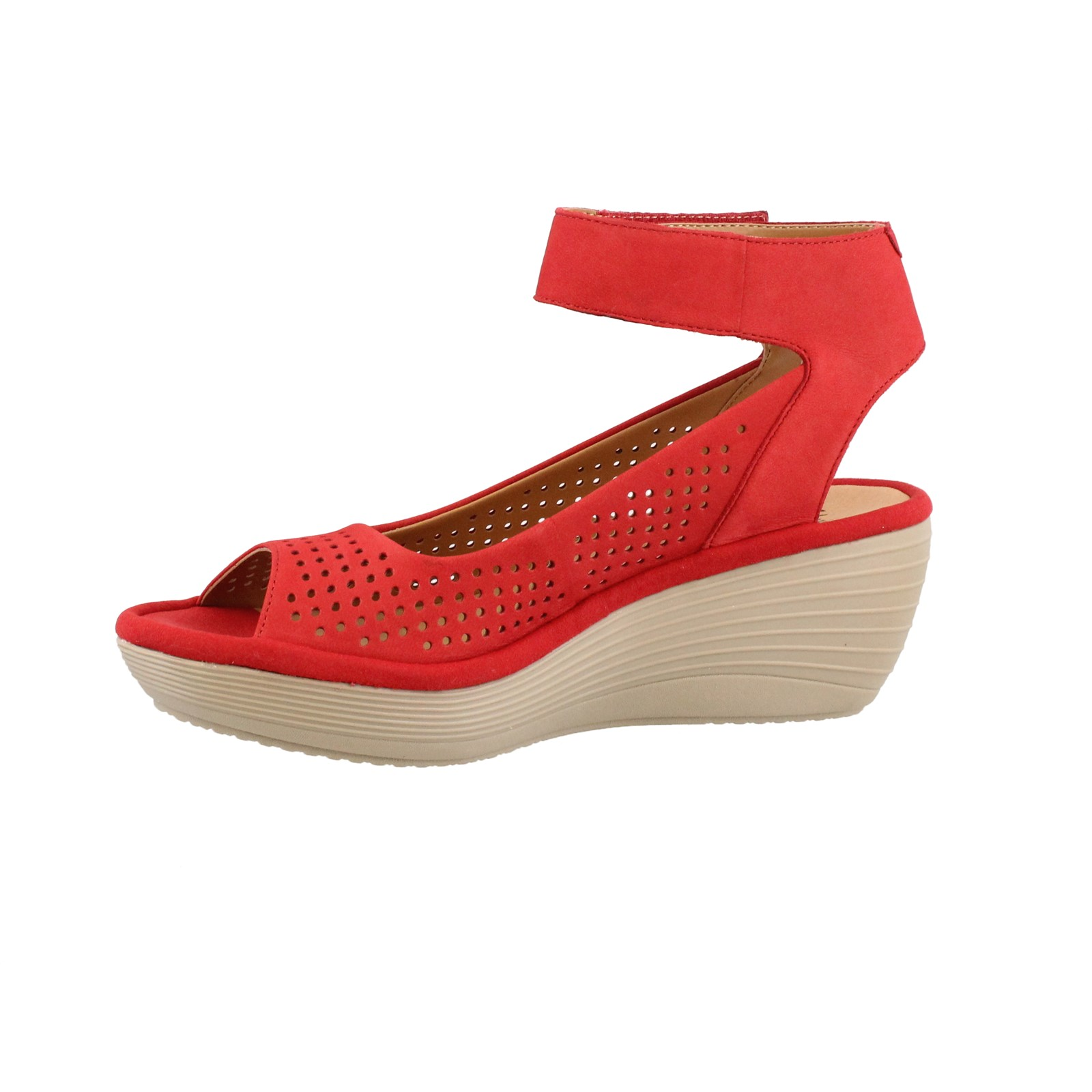 261ebcd2f Next. add to favorites. Women's Clarks, Reedly Salene Mid Wedge Sandals