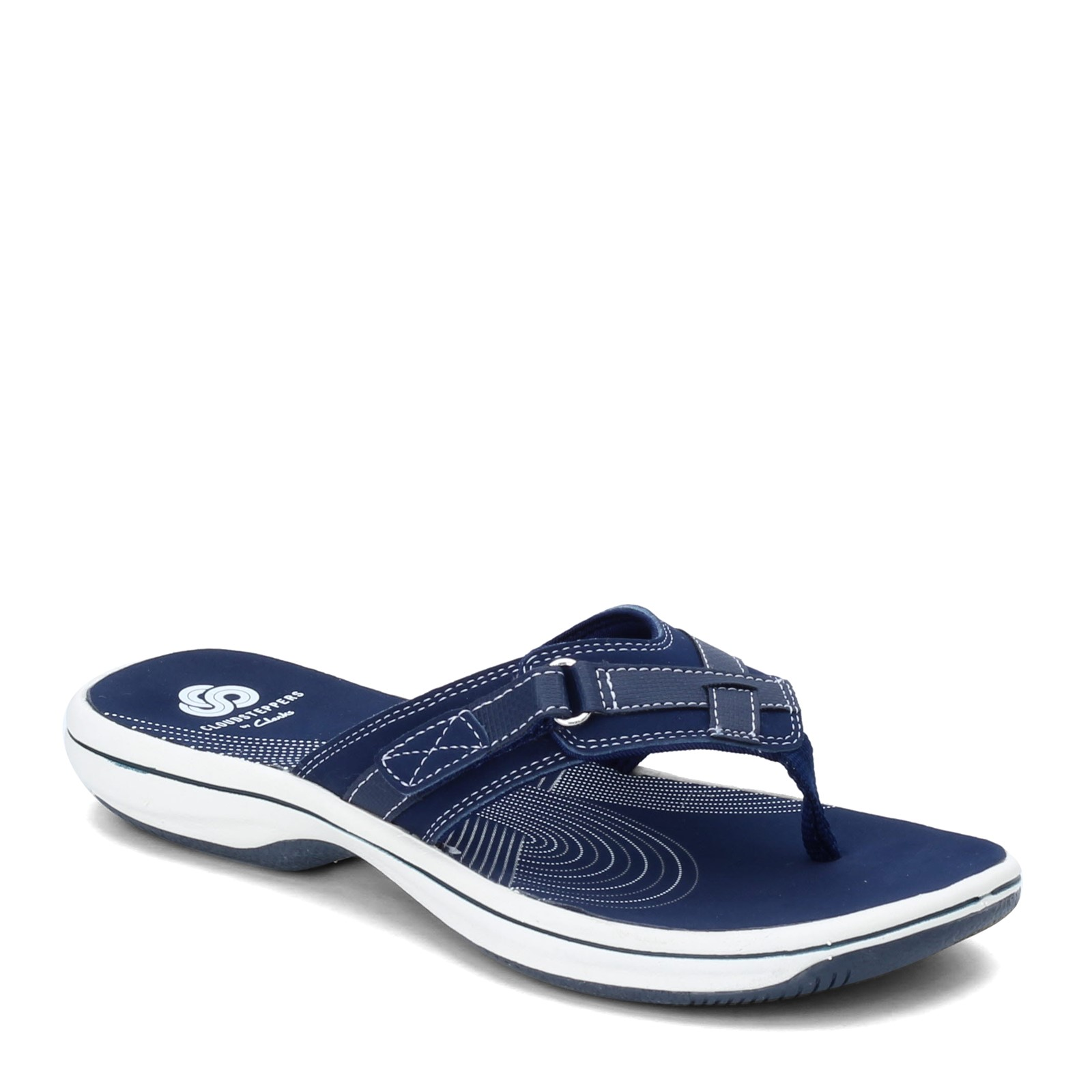 Women's Clarks, Breeze Sea Flip Flop