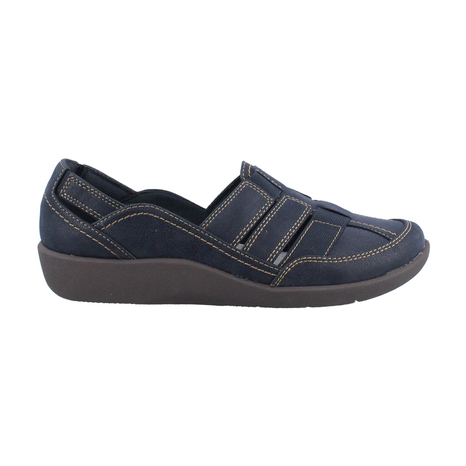 Women's Clarks, Sillian Stork Slip on Shoes