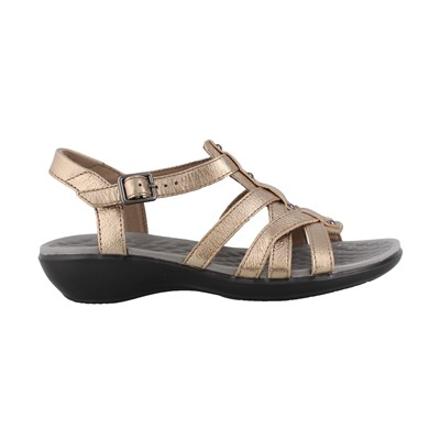 Women's Clarks, Shelba Jacoby Mid Heel Sandals