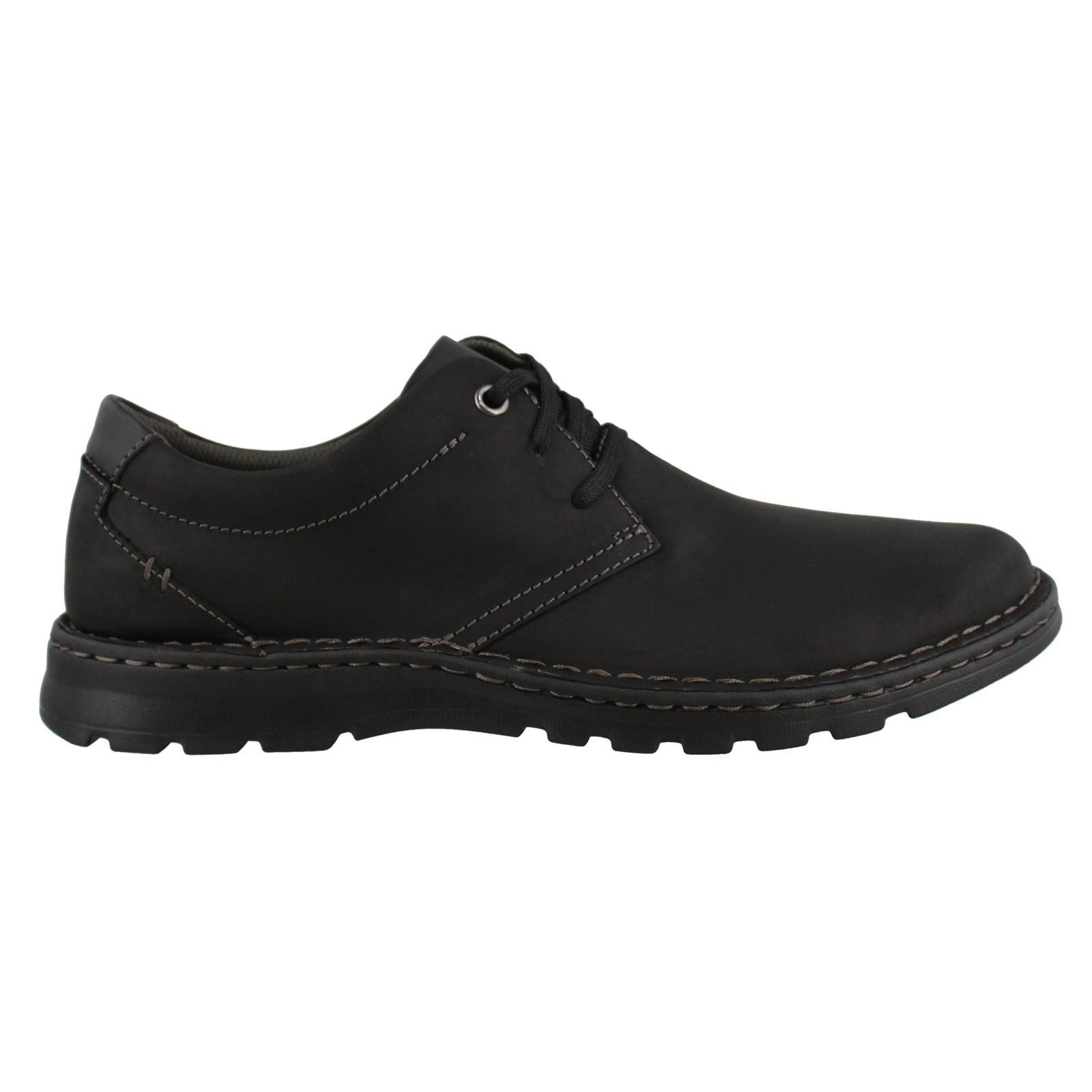 Men's Clarks, Vanek Plain Lace up Shoes