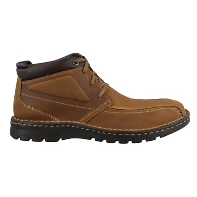 Men's Clarks, Vanek Rise Lace up Boots