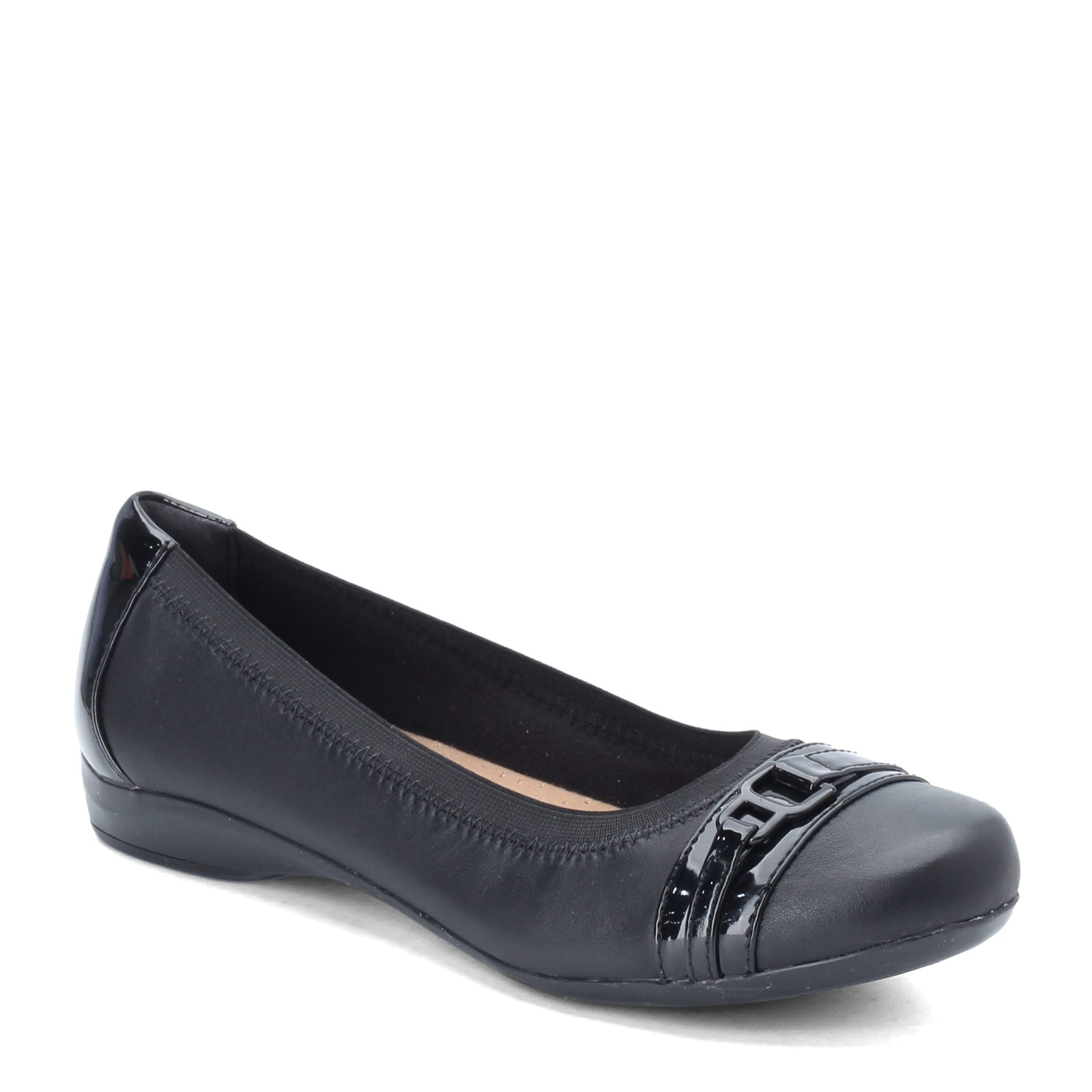 Women's Clarks, Kinzie Light Slip on Flats