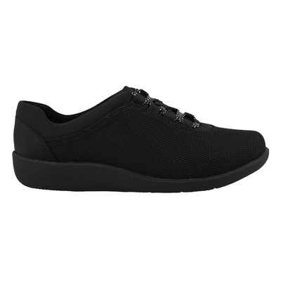 Women's Clarks, Sillian Pine Lace up Shoes