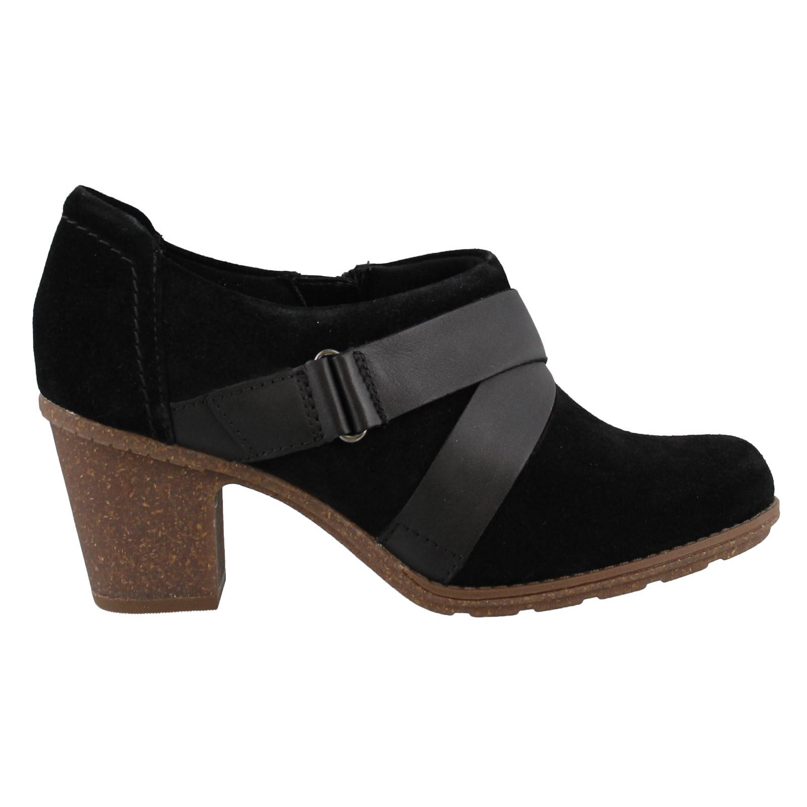 Women's Clarks, Sashlin Fiona Mid Heel Shooties