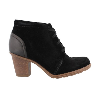 Women's Clarks, Sashlin Sue Mid Heel Ankle Boots