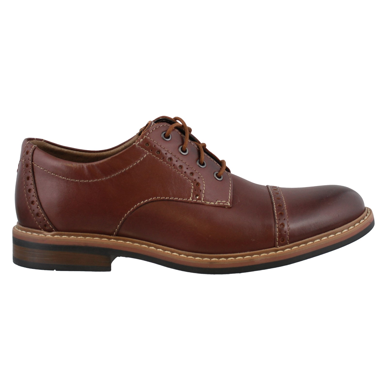 Men's Bostonian, Melshire Cap Lace up Oxfords
