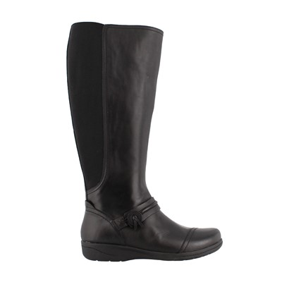 Women's Clarks, Cheyn Whisk Tall Shaft Boots