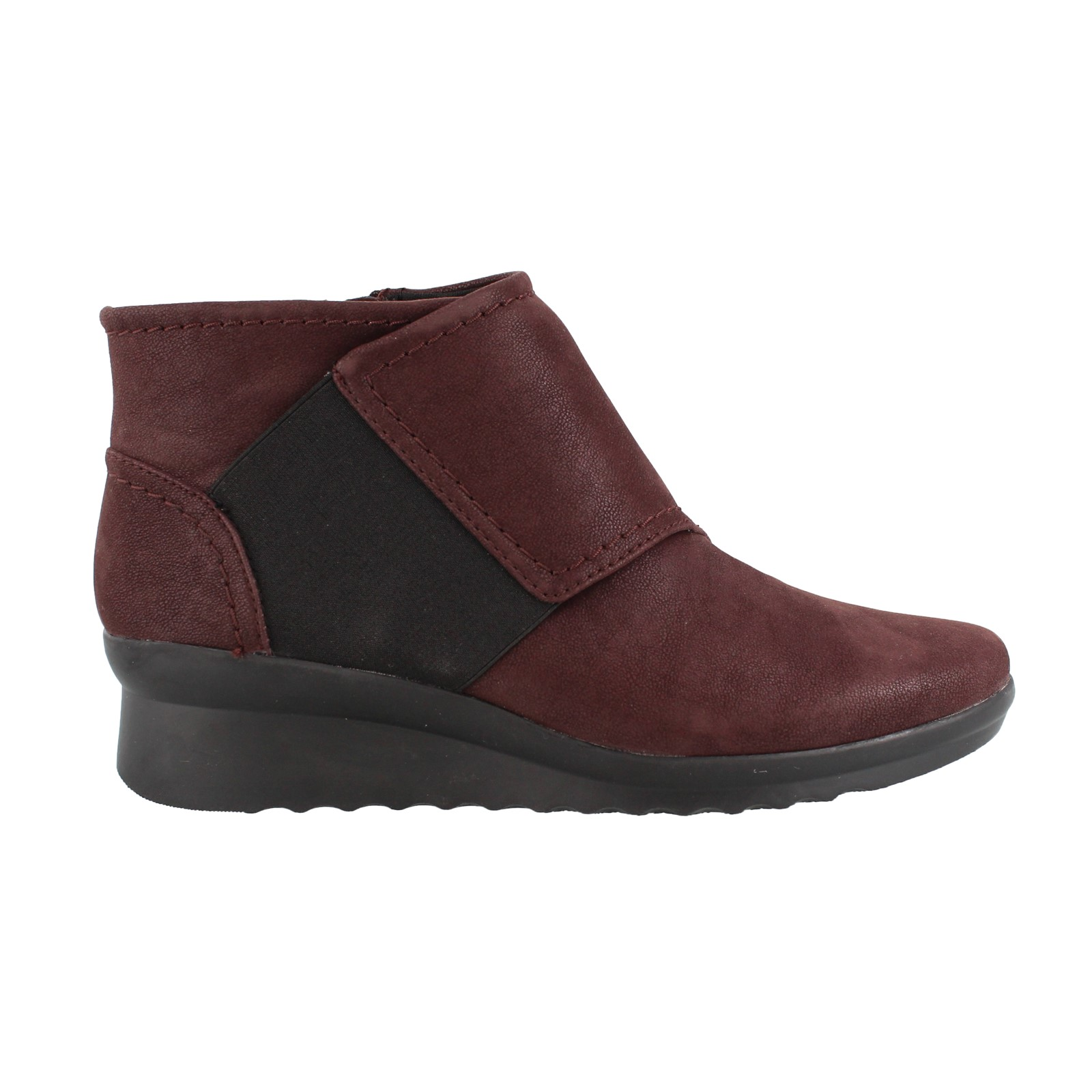 Women's Clarks, Caddell Rush Ankle Boots