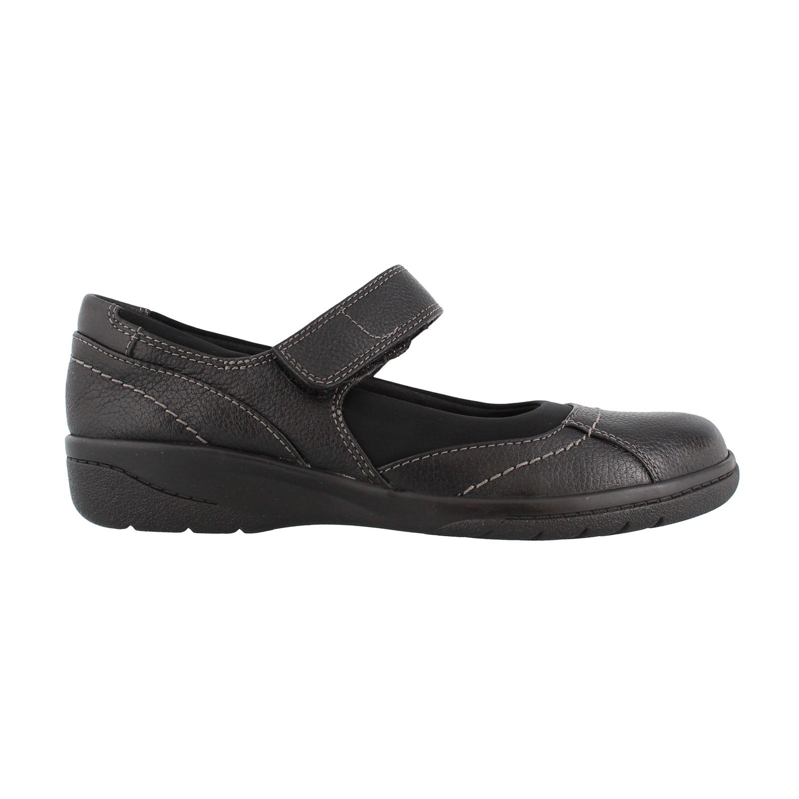 Women's Clarks, Cheyn Web Slip on Shoes