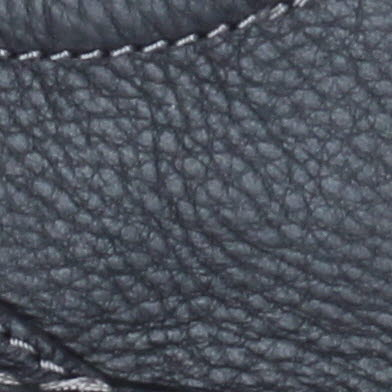 BLACK OILED LEATHER
