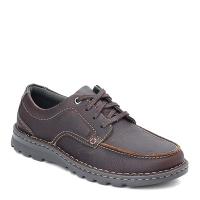 Men's Clarks, Vanek Apron Lace up Shoes