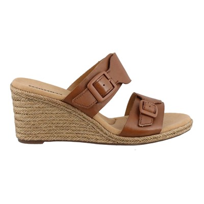 Women's Clarks, Lafley Devin Wedge Sandals